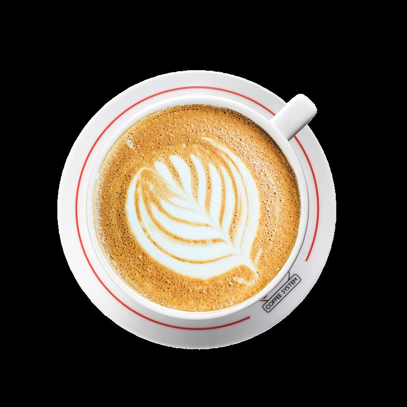 כוס קפה הפוך