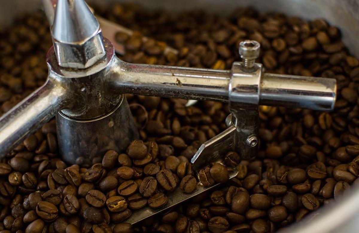 מכונה לטחינת קפה