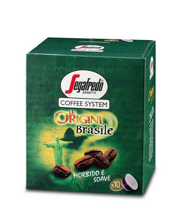 קפסולות קפה ברזיל סגפרדו