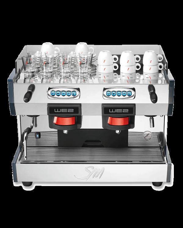 מכונת קפה לקפסולות we2