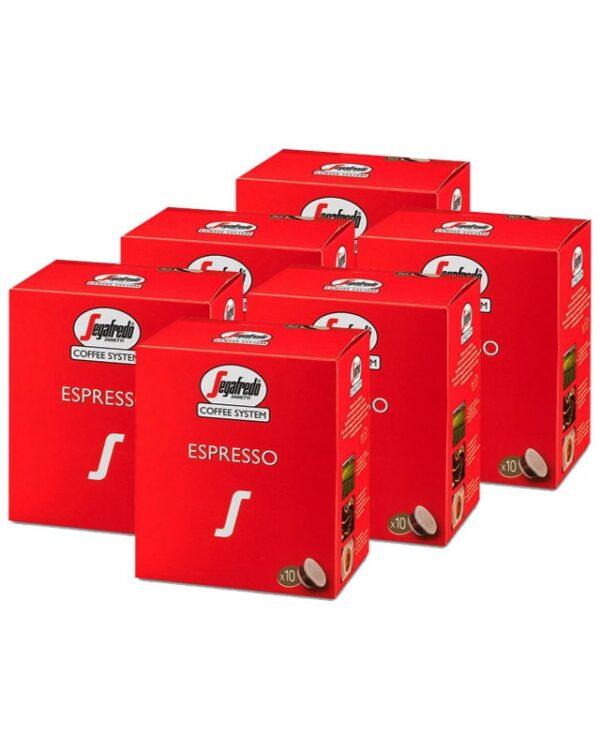 60 קפסולות אספרסו