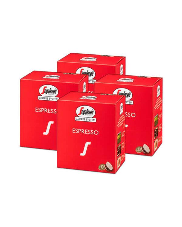 40 קפסולות אספרסו